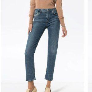 AGOLDE - Toni mid-rise skinny jeans